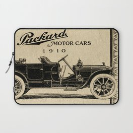 Pachard - Vintage Poster Laptop Sleeve