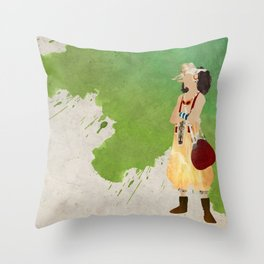 Usopp - One Piece Throw Pillow