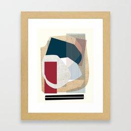 PRUEBA Framed Art Print