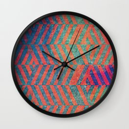 Engage Hyperspace Wall Clock