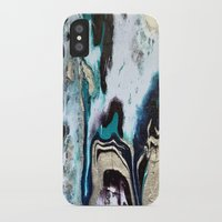 orca iPhone & iPod Cases featuring Orca by Lauren Yonenson