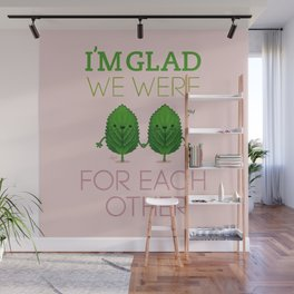 'Mint' For Each Other Wall Mural