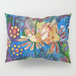Peace, Love & Joy Pillow Sham