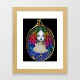 Queen of Imagination Framed Art Print