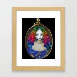 Queen of Imagination Framed Art Print