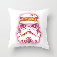A Bad Feeling Throw Pillow