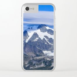 Cloud Halo Clear iPhone Case