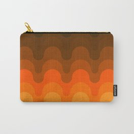 Julio - Golden Carry-All Pouch