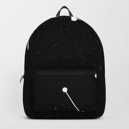 TAURUS (BLACK & WHITE) Backpack