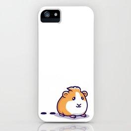 Guinea Pig Pellet iPhone Case