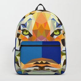Graphic Tiger Backpack