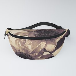 Post card Sunflowers Fanny Pack