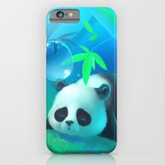 Bamboo Panda iPhone 6s Slim Case