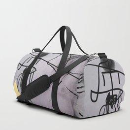 Border Duffle Bag