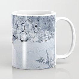 Mammoth Mountain: Chair 14 Coffee Mug