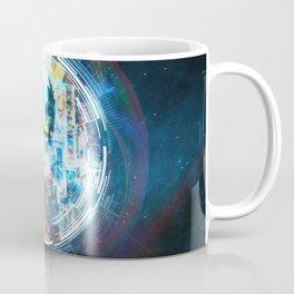 Past Visions Coffee Mug