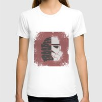 storm trooper T-shirts featuring Storm Trooper by R. Cuddi