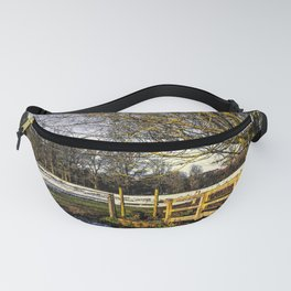 The Brook at Tidmarsh Fanny Pack