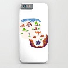Overworld: Beach Slim Case iPhone 6s