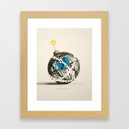 Operation Covfefe Framed Art Print