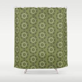 Silk Moths Shower Curtain