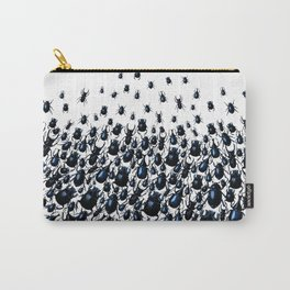 Curse of the Pharaoh / Can you survive the swarm? Carry-All Pouch