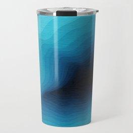Cubed Glacier III Travel Mug