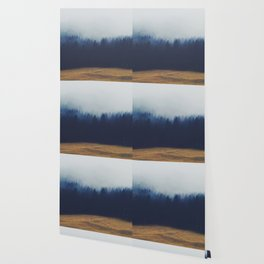 Misty Forest  2 Wallpaper