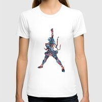 street fighter T-shirts featuring Street Fighter Sakura by vanityfacade