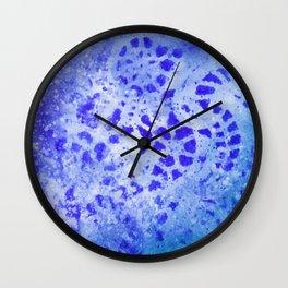 Abstract No. 176 Wall Clock