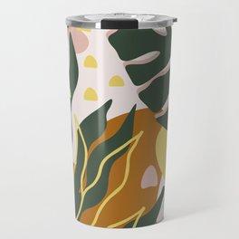 Floral Magic Travel Mug