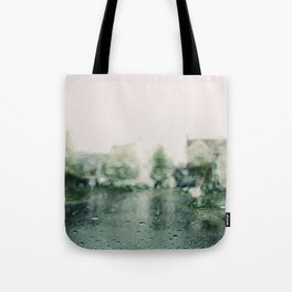 The Rain In May Tote Bag