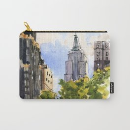 Empire State Building from Bryant Park Carry-All Pouch