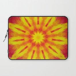 Mandala Fire Laptop Sleeve