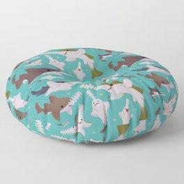 Sawfish Floor Pillow