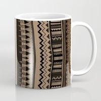 woodland Mugs featuring  WOODLAND by Vasare Nar