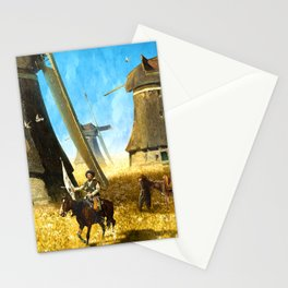 Giants on the Plains Stationery Cards