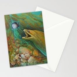 Naive Butterfly Stationery Cards