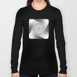 METAL Element Kaleido Pattern Long Sleeve T-shirt