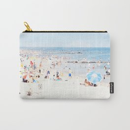 Blue Beach Brooklyn Carry-All Pouch