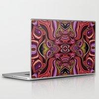 peru Laptop & iPad Skins featuring Peru by ALLY COXON