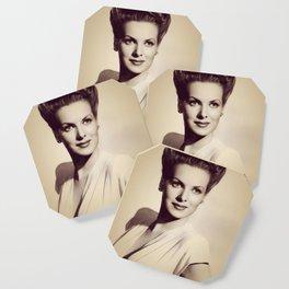 Maureen O'Hara, Hollywood legend Coaster