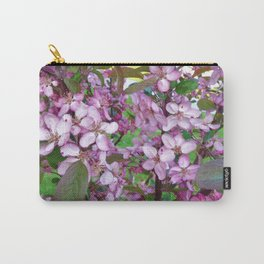 Profusion Crabapple 3 Carry-All Pouch