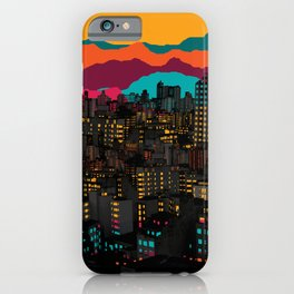 Fragmented III VI iPhone Case