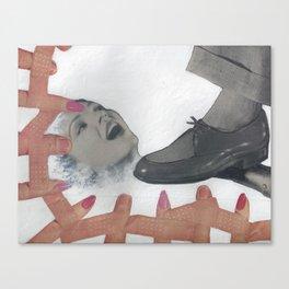 Brand Aid Canvas Print