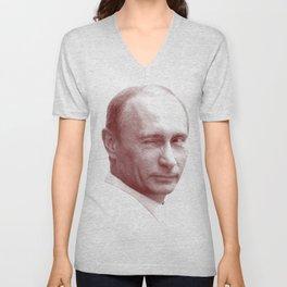 Putin Unisex V-Neck