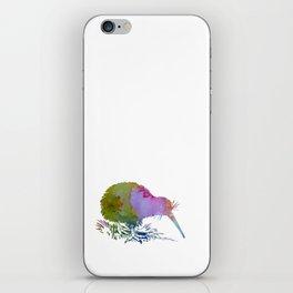 Kiwi Bird iPhone Skin