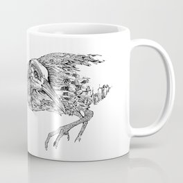 Clapper Rail VS Coastal Development Coffee Mug
