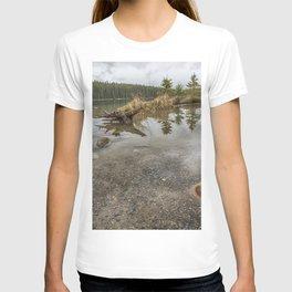 Two Jack Lake, No. 2 T-shirt