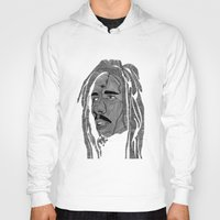 marley Hoodies featuring Fourrester4 meets Marley by Fourrester4